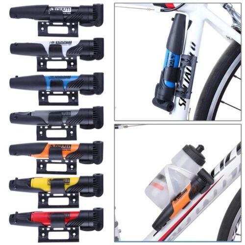 Cycling High Pressure Ball Tire Inflator Mini Bicycle Pump MTB Bike