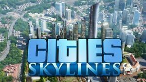 Cities Skylines Base Game PC Steam [KEY ONLY!] (REGION FREE) FAST DELIVERY!