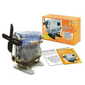 *NEW IN BOX* Haynes Model Car Engine Construction Kit