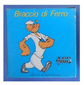 Braccio-di-ferro-034-Acrobata-volante-034-film-super-8-colore-muto-3-min-15-metri