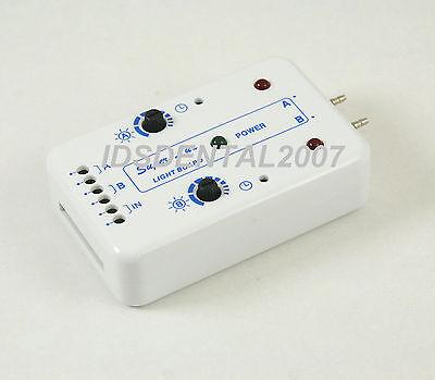 Dental Fiber Optic Handpiece Light Control Light Source Pack Set(Buy4 Get1FREE)