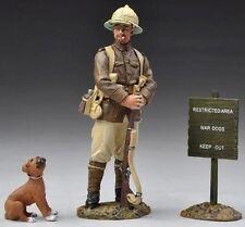THOMAS GUNN WW1 BRITISH GW025B BRITISH GUARD & BOXER PUPPY MIB