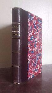 La Color Carne Y MENTE Por H. Burdeos De Plön A París 1921 Tbe