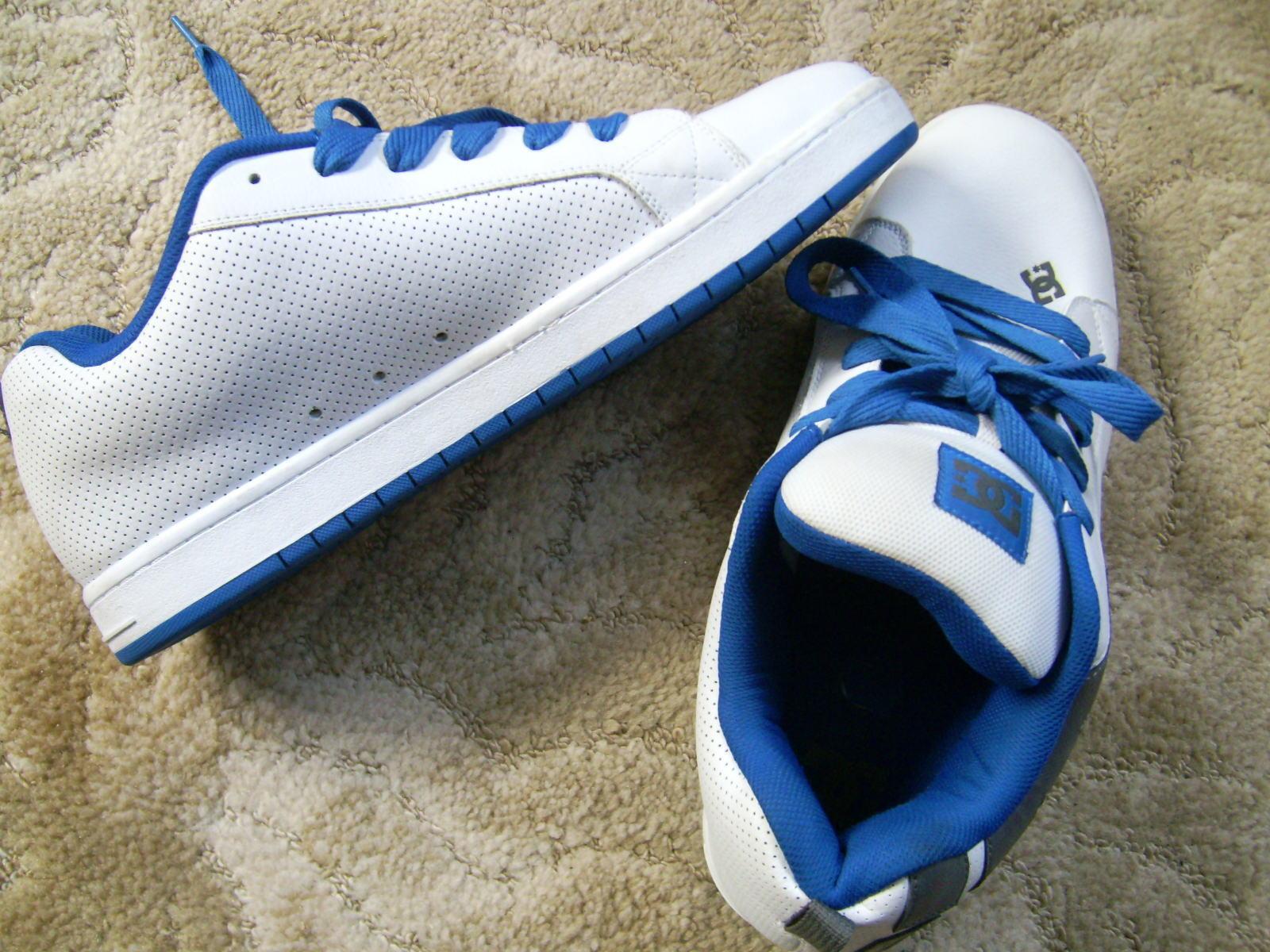 DC  Trainer Court Low-Top scarpe da ginnastica, ginnastica, ginnastica, EU 55-NEW-fitness running sport-BIG Dimensione 0621a4