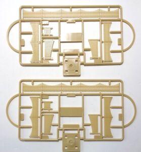 Faller-H0-Zaun-aehnlich-180410-12-Teile-Epoche-II-Bausatz-ohne-OVP-Neu