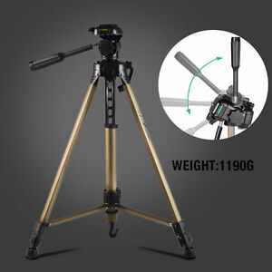 Professional-Tripod-for-Digital-Camera-DSLR-Camcorder-Video-Tilt-Pan-Head