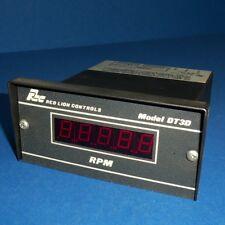 Red Lion Controls DT3D0500 Digital Tachometer 5-Digit Model DT3D 115VAC 50//60HZ