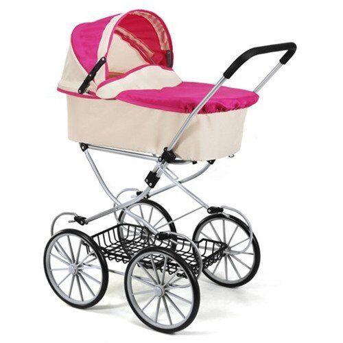 Puppenwagen Retro Kinder Puppen Wagen Kinderwagen 102292