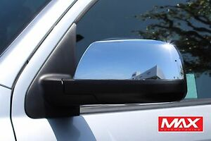 Mcto101 2007 2017 Toyota Tundra Chrome Mirror Covers W