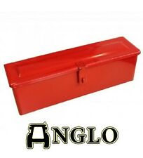 TRATTORE TOOL BOX Massey Ferguson 135 165 240 250 550 560 565 575 590 UNIVERSALE