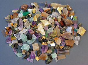 1-KG-Schleifreste-Mineralien-Rohsteine-Edelsteine-Lagerraeumung-Sonderposten