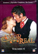 Amor Real Vol 4, BRAND NEW FACTORY SEALED DVD (2006, Time/Life)