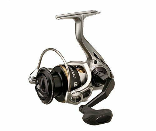One3 Creed K Spinning Reel w  2-Tone Aluminum Spool & Soft Touch Knob - 1000lb