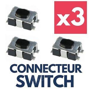3x-Switch-Coque-Cle-Telecommande-pour-Plip-CITROEN-C4-Picasso-C1-C2-C3-C5-C6-C8