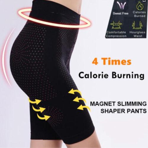 4 Mal Kalorien Burning Magnet Abnehmen Hosen Unterwäsche für Frauen C4O1 Ne B7F1