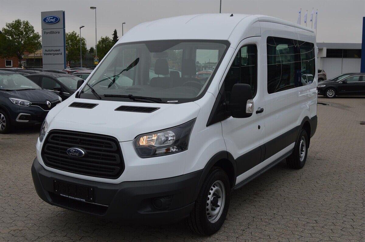 Ford Transit 350 L2 Kombi 2,0 TDCi 130 Ambiente H2 FWD 4d