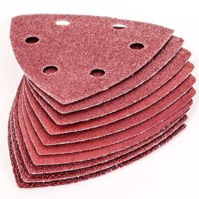 180mm 120G HOOK LOOP SANDING DISC 10pk sander like velcro® brand pads
