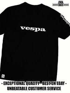T Shirt - Vespa - MEDIUM to XXXXXL ( M to 5XL) - EXCLUSIVE Ska shack ... 6bab925ff