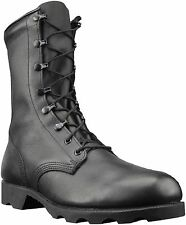 """RIGHT BOOT ONLY ALTAMA COLD WEATHER BLACK 10"""" VULCANIZED BOOTS 9.5W 9 1/2 WIDE"""