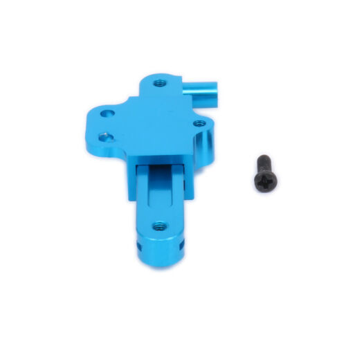 Upgraded Alum Metal RC Car DIY Spare Parts For WLtoys 12428 12423 Blue