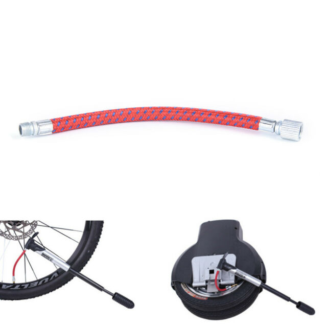 Bike Inflate Pump Hose Adapter Needle Valve Football Basketball Air Bed Tyre New