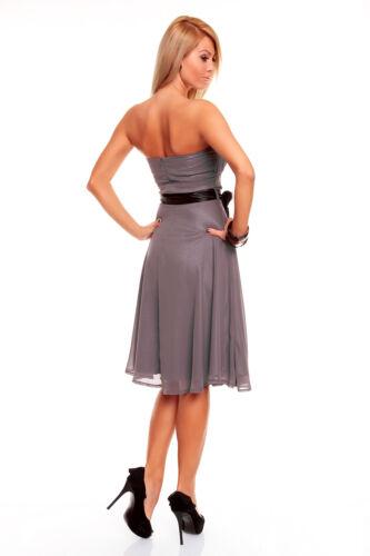 ~ Chiffon Damen Kleid ~ Fest Abendkleid ~ Top Farben ~ Größen S L und XL ~ M