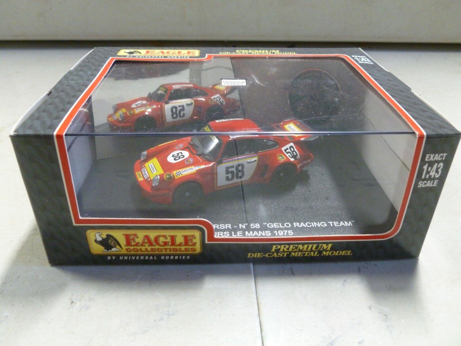 Eagle samlaives 1975 Porsche bilrera RSR 24 Hours Le Mans 1  43