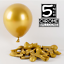 10-20-30-50-ou-100-Latex-5-034-in-Chrome-Ballons-Pearl-Metallique-Solide-Couleurs-Shine miniature 3