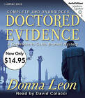 Doctored Evidence by Donna Leon (CD-Audio, 2010)