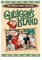 Gilligan's Island Complete Series Season 1 2 3 1-3 Brand 9-disc Dvd Set