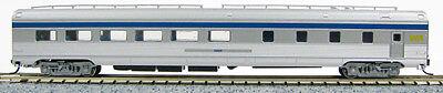 1-41463 N Budd Passenger Dining Car Via Rail Silver/Blue/yellow