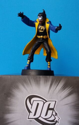 OVP in Box DC COMICS SUPER HERO eaglemoss  STATIC 12