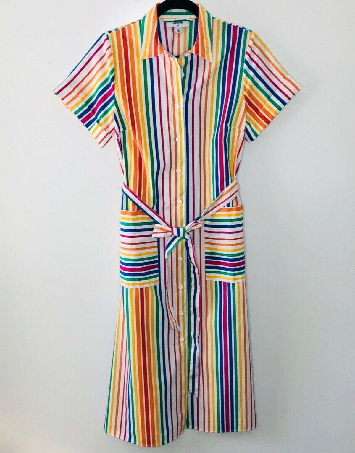 CHRISTOPHER JOHN ROGERS for Target Striped Short … - image 7