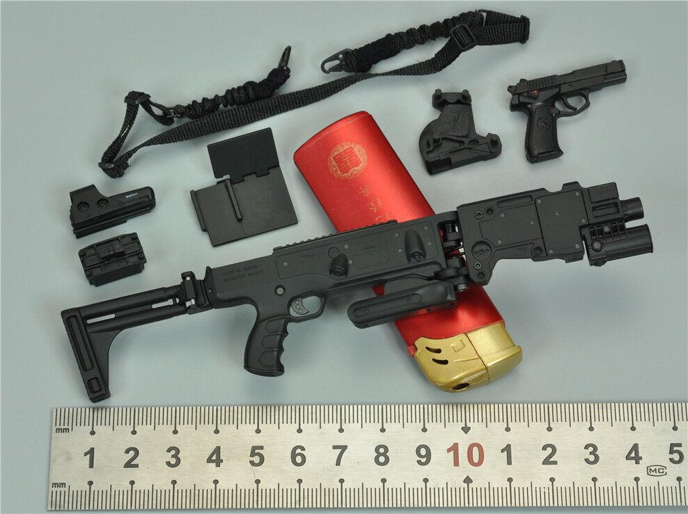 Corner Shot Weapon Full Set for DAM 78052 SLCU Team Member 12  1/6th Scale Nuovo