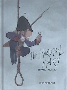 HARTLEPOOL-MONKEY-THE-by-Lupano-and-Moreau