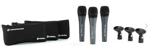 New-Sennheiser-e835-Dynamic-Cardioid-Vocal-Mic-3-Pack-Authorized-Dealer