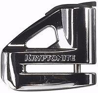 Chrome Kryptonite Keeper 5-s2 Disc Lock Motorcycle Brake Security Lock/ Lanyard
