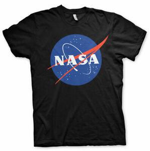 NASA Insignia Logo Official Merchandise T-Shirt M/L/XL Neu