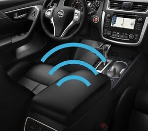 Image Is Loading Genuine Nissan Oem Wireless Qi Phone Charger Kit