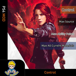 Control-PS4-Mod-Max-Source-Ability-Points-All-Current-Materials