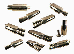 Universal-Performance-Backbox-Stainless-Exhaust-Oval-or-Round-Single-or-Twin-Tip