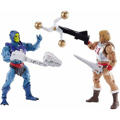 Masters of the Universe Classic Flying Fists He-Man & Terror Claws Skeletor
