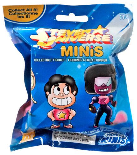 1x Random STEVEN UNIVERSE Mini Figure Blind Bag PERIDOT GARNET PEARL Collectible