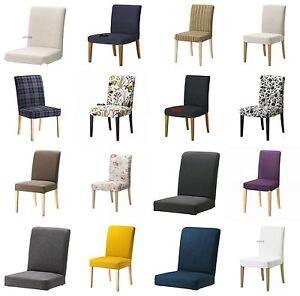 Image Is Loading IKEA Henriksdal Chair SLIPCOVER  Cover Dansbo Skiftebo Kungsvik