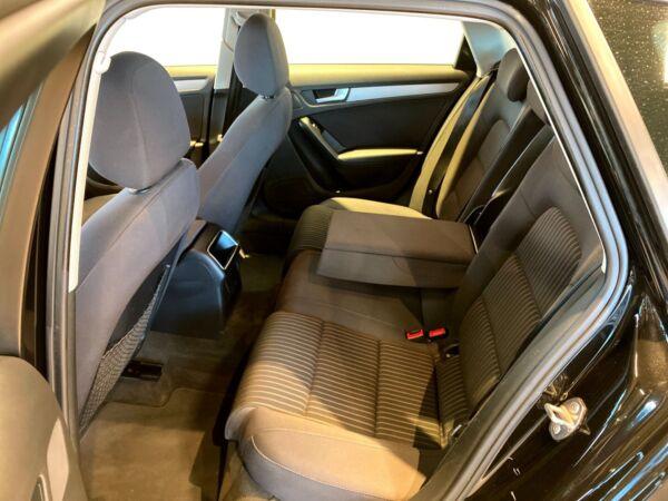 Audi A4 2,0 TDi 150 Avant billede 6