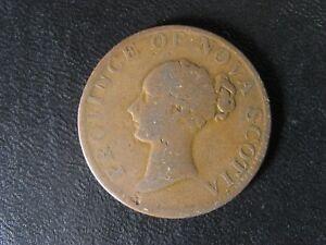 NS-1F3-Halfpenny-token-1843-Canada-Nova-Scotia-PNS-702-Breton-874