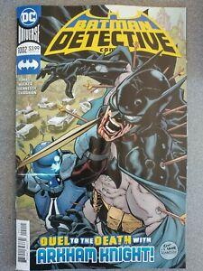 Batman-DETECTIVE-COMICS-1002a-2019-DC-Universe-Comics-VF-NM-Book