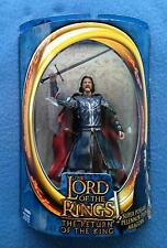 ARAGORN PELENNOR FIELDS LORD OF THE RINGS 6 INCH LOTR TOYBIZ FIGURE