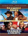 Shanghai Noon/shanghai Knights 0786936828764 With Jackie Chan Blu-ray Region a