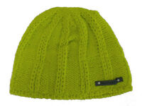 Skullcandy Pearl Speaker Audio Beanie Hat In Lime Green Brand